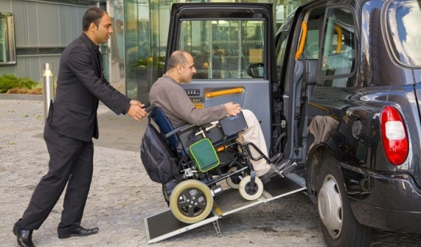 Large Wheelchair Taxi Sydney